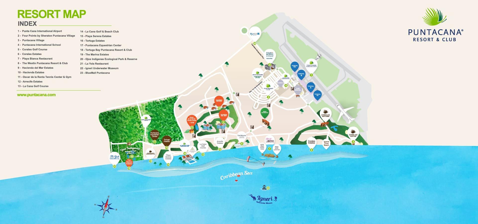 Tortuga Bay Hotel Puntacana Resort Club