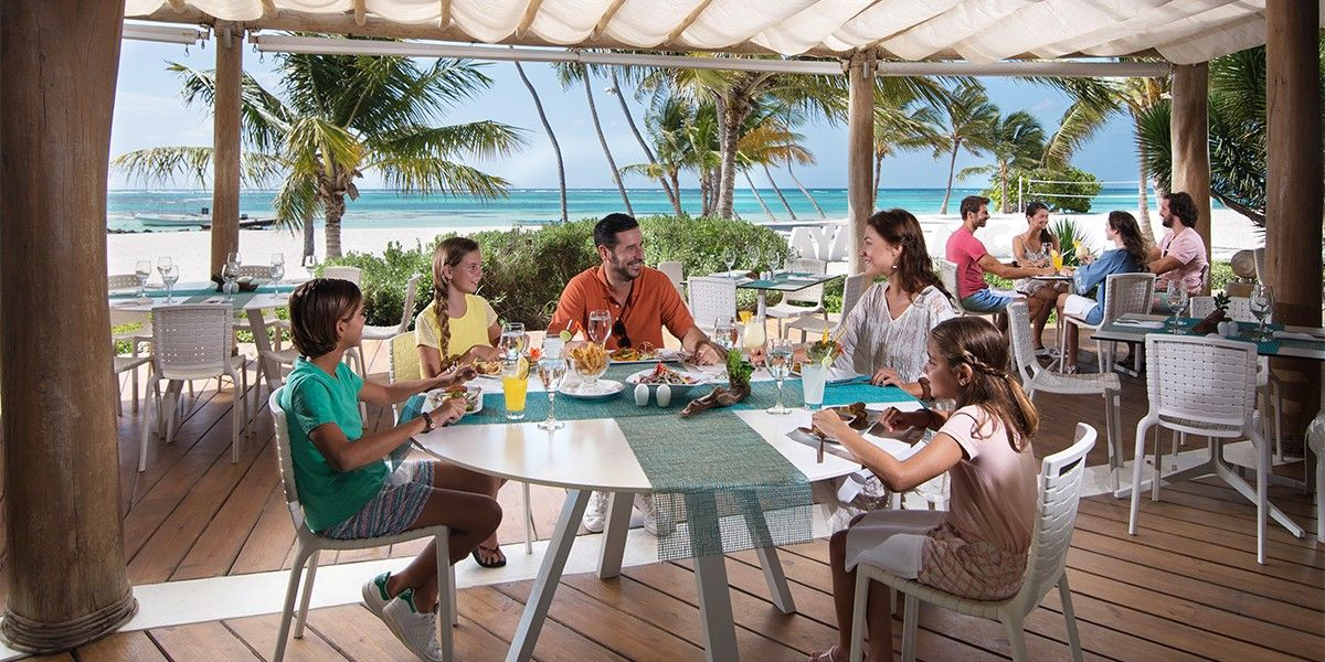 Playa Blanca Restaurant, Puntacana Resort & Club