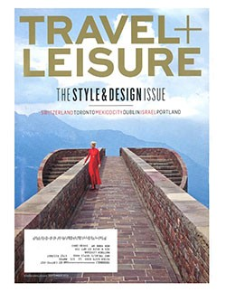 Travel Leisure Magazine